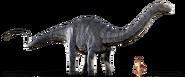 Littlefoot and the Jurassic World Apatosaurus