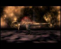 National Geographic Spinosaurus