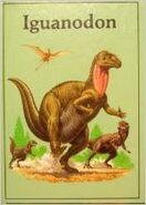 Iguanodon (Dinosaur Lib Series)