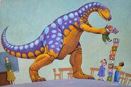 HDDGTS Iguanodon