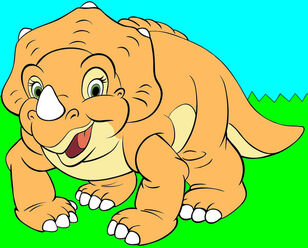 Cera the Triceratops