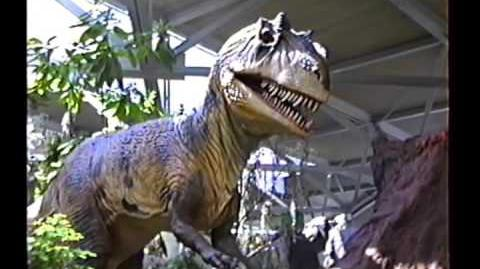Dinosaurs With Denny, 1990