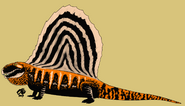 Dimetrodon by Stygimolochspinifer