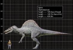 Spinosaurus JP