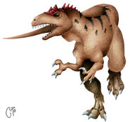 Allosaurus LeCire
