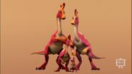 Lambeosaurus Family