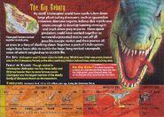 Utahraptor back