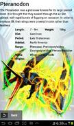 Pteranodon in the Album