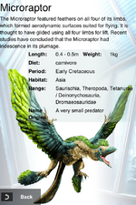 Album Rare Event Exclusive Microraptor