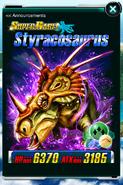 Super Rare Styracosaurus