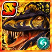 SS Rare Tarbosaurus Colour Exclusive