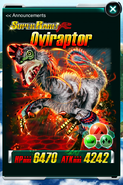 Super Rare Oviraptor