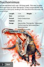 Album Super Rare Suchomimus