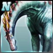 Amargasaurus D
