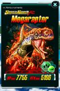 Super Rare Megaraptor