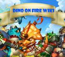 Dino on Fire Wiki
