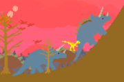 Large Dinos in Plant D