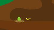 Iguano egg