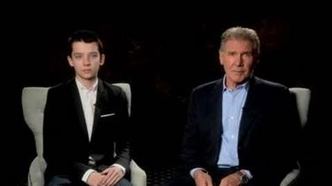 ENDER'S GAME - Teaser Trailer Announcement & Preview