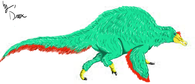 File:Feathered spinosaurus by spinozillarex-d7ajna5-1-.png