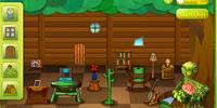 Buddy treehouse