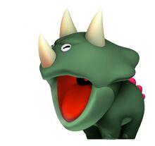 Rhino dino