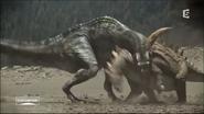 Tuojiangosaurus vs yangchuansaurus