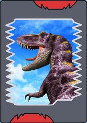 Daspletosaurus dinosaur king fandom powered by wikia - Carte dinosaure king ...