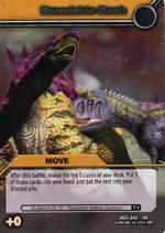 Broadside Bash TCG Card 1-Silver