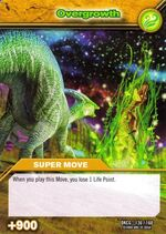 Overgrowth TCG Card