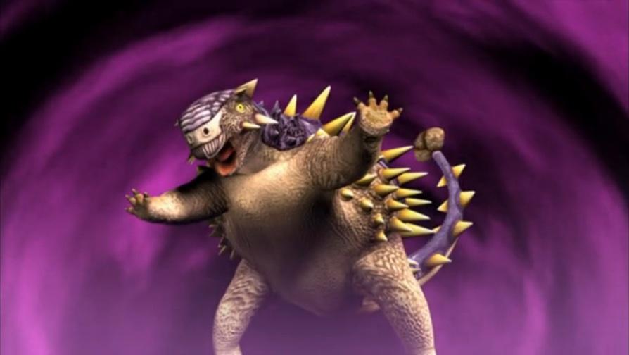 Tank | Dinosaur King |... Ampelosaurus Dinosaur King
