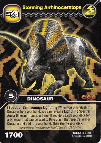 File:Arrhinoceratops-Storming TCG Card (German).jpg