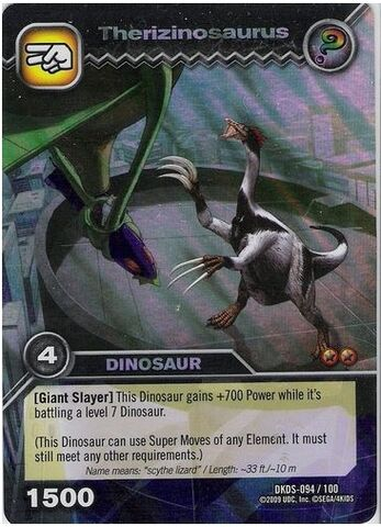 File:Therizinosaurus TCG Card 2-Collosal.jpg