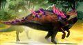 Shantungosaurus (Spectral Armor) detail