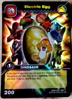 Electric Egg TCG Card 1-Colossal