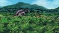 Spiny vs. Saltasaurus (before Battlefield)