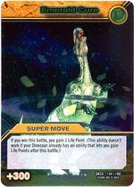 Emerald Cure TCG Card 1-Silver