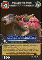 Pawpawsaurus TCG Card (foreign) 1