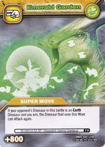 Emerald Garden TCG Card (German)