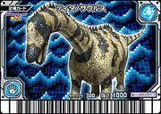 Titanosaurus card