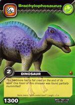 Brachylophosaurus TCG