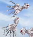 Squid form Alpha Droids