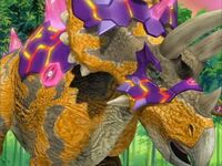 Pentaceratops (Spectral Armor) 1
