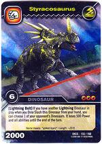 Styracosaurus TCG Card 2-Collosal