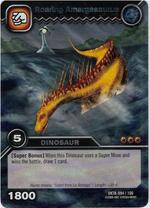 Amargasaurus-Roaring TCG Card 2-Collosal