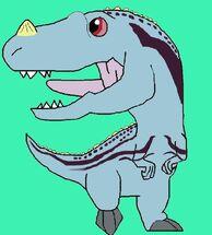 Ceratosaurus chibi