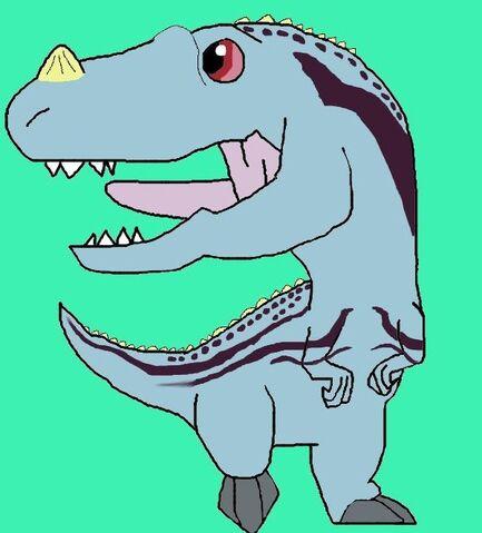 File:Ceratosaurus chibi.jpg