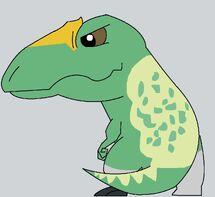Carcharodontosaurus chibi