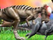 Wild Pachycephalosaurus 1