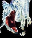 Sky dilophosaurus